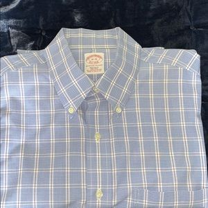 Brooks Brothers button down shirt- sz 16-35 NWOT